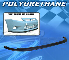 FOR SCION TC 11-13 TYPE-V STYLE FRONT BUMPER LIP BODY KIT POLYURETHANE PU