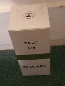 CHANEL NO 5 TALC 150g BRAND NEW AND SEALED