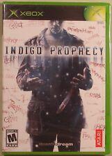 Indigo Prophecy Xbox new and sealed