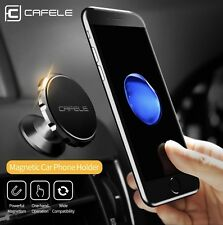 Cafele 3 Magnetic Car Phone Holder Stand For Iphone Samsung Gps Universal Mobile