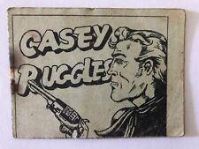 "Vintage Tijuana Bible Very Rare Native American/Wild West ""Casey Puggles"""