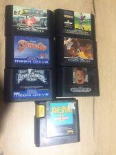 Lote Pack 7 Juegos de - Sega Mega Drive / Genesis - PAL