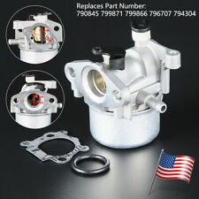 Carburetor Fit For Briggs & Stratton # 799871 790845 799866 796707 794304 Carbs
