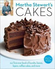 Martha Stewart's Cakes: Our First-Ever Book of Bundts, Loaves, Layers, Coffee Ca
