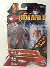 Iron Man 2 Mark II 08 Figur Hasbro Movie Comic Serie NEU (Bürgerkrieg II berüchtigten