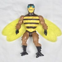 MOTU Buzz Off He-Man Vintage Action Figure Master Of The Universe 80s
