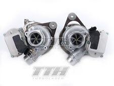 Upgrade Turbolader Porsche 911 991 991.2 Turbo S 3,8 T MK2 580PS -> 800PS