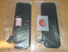 Sunvisors (LH & RH) Black - Sun Visor - OEM Genuine - Suzuki Samurai 86-95
