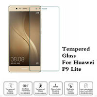 New Genuine Tempered Glass Screen Protector Film Guard For Huawei Ascend P9 Lite