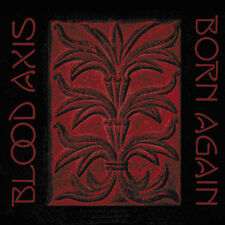 Blood Axis Born Again 2lp de trône Acier Death In June of the mur and the Moon