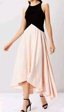BNWT *Coast* Size 8 Blush Lea Soft Maxi Dress , Wedding Prom Party, New