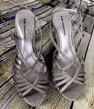 GIBI Collection  Silver Heels SIZE European 36