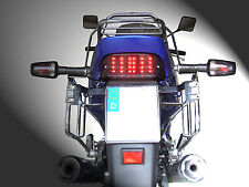 Smoked LED tail light Yamaha XJ 600 XJ600 XJ 900 XJ900 N S Diversion