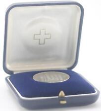 Schweiz 1974 5 Franken Münze in Blau Hülle