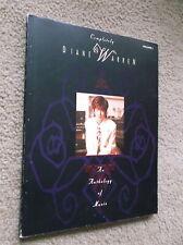 Completely Diane Warren Volume 2 Sheet Music Song Book New Warner Bros 1994 Rare