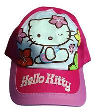 ** HELLO KITTY Basecap Cap Kappe Mütze pink rosa 54 cm**