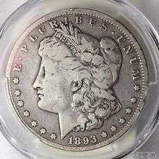 1893 CC Morgan Dollar PCGS VG10 ***Rev Tye's Stache*** #8612294