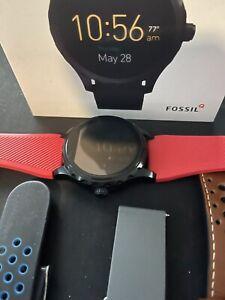 Fossil Q Marshal Smart Watch