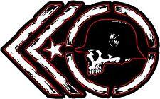 METAL MULISHA DECAL #5  Sticker, Truck Trailer Moto Car Window Wall Art