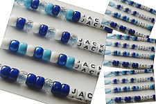 💙 PERSONALISED 💙 BOYS 💙 DUMMY 💙 CLIPS 💙