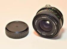 Vivitar MC Wide Angle lens 28mm 1:2.8 49mm for Nikon N/ AI-S Mount