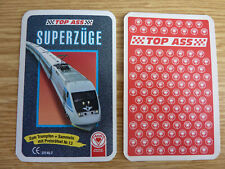 Cuarteto Super trenes locomotoras ferroviarias Bundes