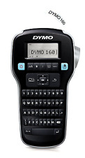 Dymo Handheld Label Maker & Printer -Label Manager 160-w/ Keyboard & Free Labels