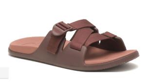 Chaco Chillos Slide Chocolate Comfort Sandal Men's US sizes 7-15 NIB!!!