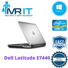 DELL Latitude 7440, I3 - 4010U @ 1.70GHz, 4GB RAM, 128GB SSD, WIN10