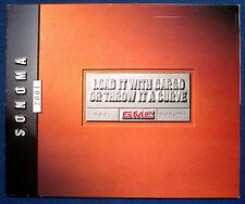 Prospekt brochure 2001 GMC Sonoma Pickup (USA)