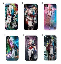 Suicide Squad - Harley Quinn Phone Case - iPhone 4/4s/5/5s/5c/6/6+/7/7+/8/8+/X