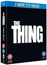 THE THING / THE THING (2011) - BLU-RAY - REGION B UK