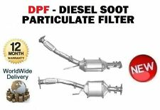 Für Nissan Xtrail 2.0 DCI 2007 > Neu DPF Diesel Rußpartikel Filter