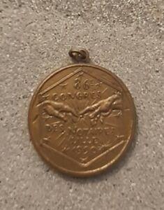 médaille 86eme congrée des notaires Lille 1990