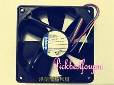 1pc for 4412F/2GL DC12V 1.25W 0.105A 120*120*25mm 3pin cooling fan #M845B QL