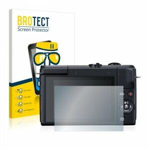 Canon EOS M200 Mirrorless, BROTECT® AirGlass® Premium Glass Screen Protector
