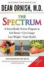 The Spectrum: A Scientifically Proven Program to Feel, Dean Ornish M.D.