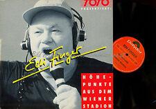 LP--EDI FINGER //  HÖHEPUNKTE AUS DEM WIENER STADION