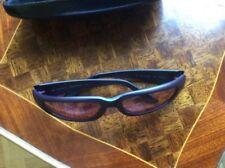 Adult Unisex Plastic Frame Rectangular Vintage Sunglasses