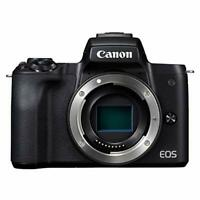 CANON Mirrorless Digital Camera EOS Kiss M Body Only Black EMS w/ Tracking NEW