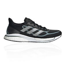 adidas Womens Supernova Plus Running Shoes Trainers Sneakers Black Silver