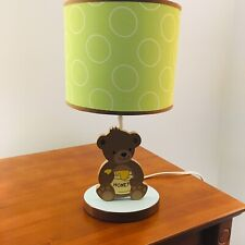 Honey Bear Nursery/ Childrens Room Lamp