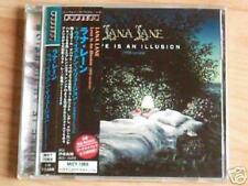 LANA LANE-Love is an illusion                  JAPAN-CD
