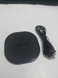 Anker PowerPort Wireless 10, Qi-Certified Wireless Charging