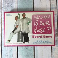 How Clean Is Your House? Board Game NEW & SEALED