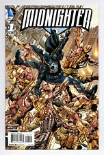 MIDNIGHTER (2015) #1 1:25 BRYAN HITCH VARIANT BAGGED BOARDED DC COMICS NM