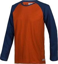 Langarm Herren-T-Shirts aus Polyester in Größe XL