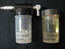 Oem Vacuum Pump Oilerfilter Unit Fits Whipmix Combination Power Mixer Plus Etc