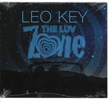 Leo Key - The Luv Zone - great new blues meets soul album