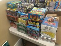 HUGE LOT OF 250 UNOPENED BASEBALL CARDS IN WAX PACKS - FREE SHIPPING